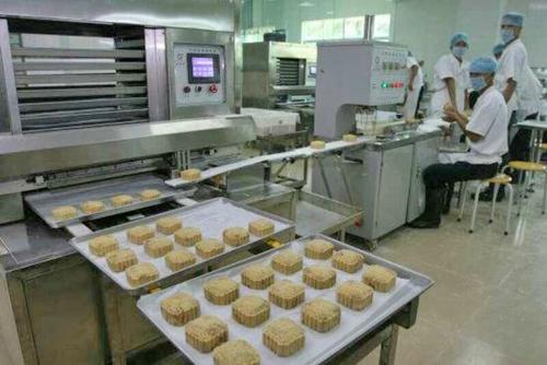 全自动一体化yue饼生产线